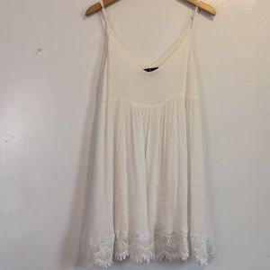 Lulus babydoll dress